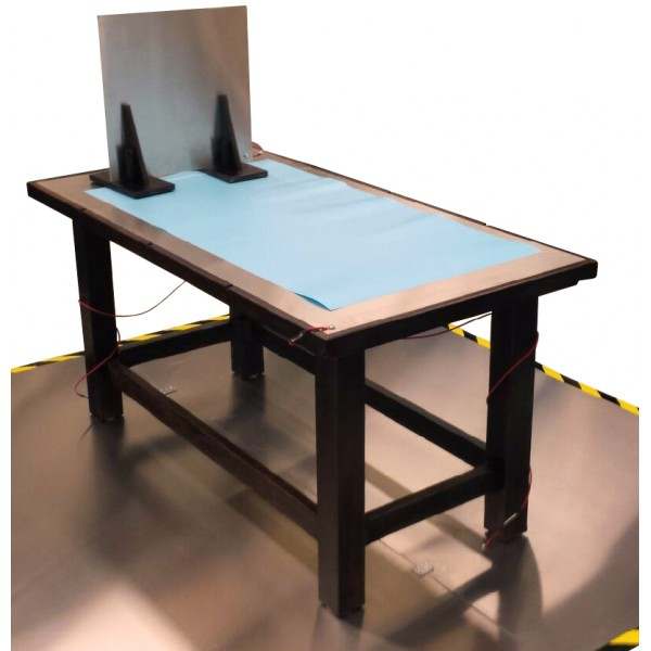 Rent ESD Test Table/Bench with Coupling Planes and Grounding Cables
