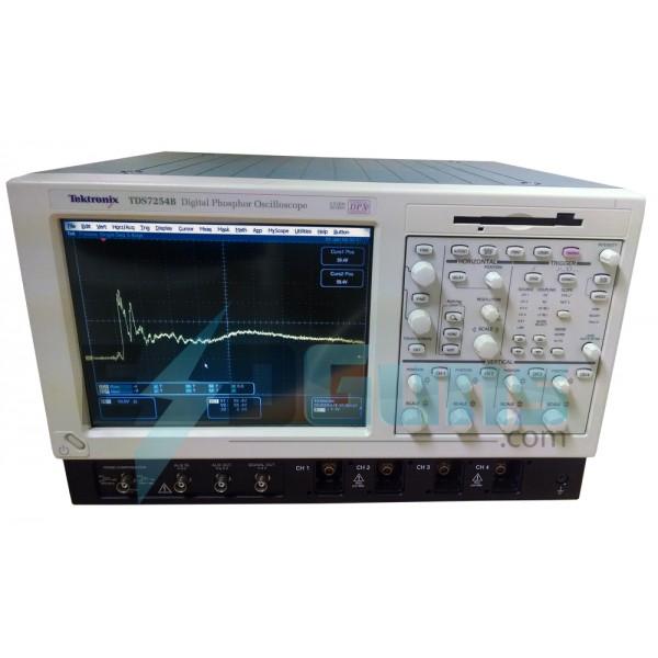 Best Tektronix Oscilloscope : Tektronix tds b ghz gs s digital phosphor