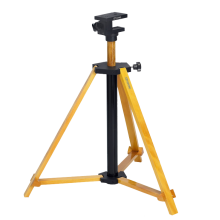Industrial Wood Tripod to mount ESD Simulators