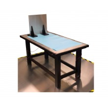 ESD Test Table/Bench with Coupling Planes and Grounding Cables - ESD Test Setup - ESDGuns.com