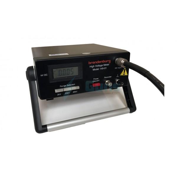 brandenburg 149 high voltage meter for calibration of esd. Black Bedroom Furniture Sets. Home Design Ideas