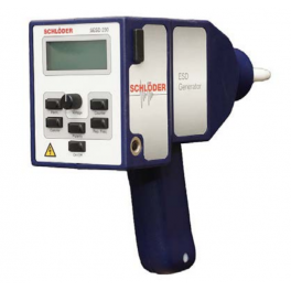 Schloder SESD 230 30kV Handheld Battery Operated ESD Simulator