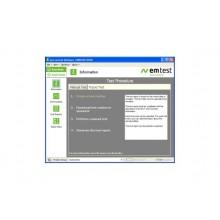 EM Test esd.control ESD Test Management Tool (Remote Control Software)