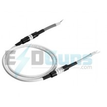 Teseq / Schaffner INA 414-2M Grounding cable with 470kOhm resistor at each end, 200cm