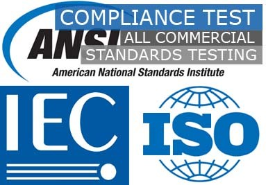 IEC ISO ANSI Standards Testing for Electrostatic Discharge Immunity